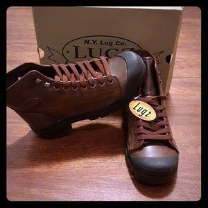 Men's size 10 Lugz boots